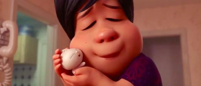 Tan chảy với em bé bánh bao cực đáng yêu trong phim ngắn của Pixar - Ảnh 7.