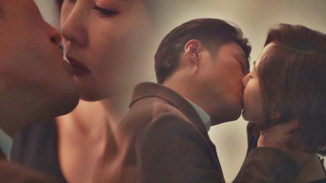 5 phim truyền hình Hàn hiếm hoi ngập cảnh nóng khiến khán giả toát mồ hôi - Ảnh 1.