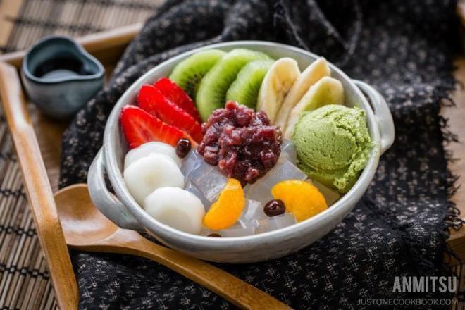 Hè đến nhất định phải thử Anmitsu - món tráng miệng đầy màu sắc từ Nhật Bản - Ảnh 4.