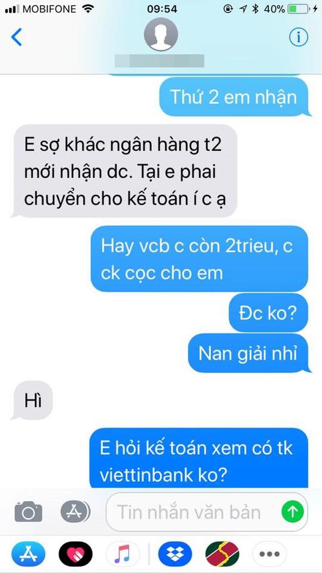 """Nhiều khách hàng tố nữ nhân viên phòng vé Vietnam Airlines ở Thanh Hóa """"bùng"""" hàng trăm triệu đồng tiền đặt vé máy bay - Ảnh 3."""
