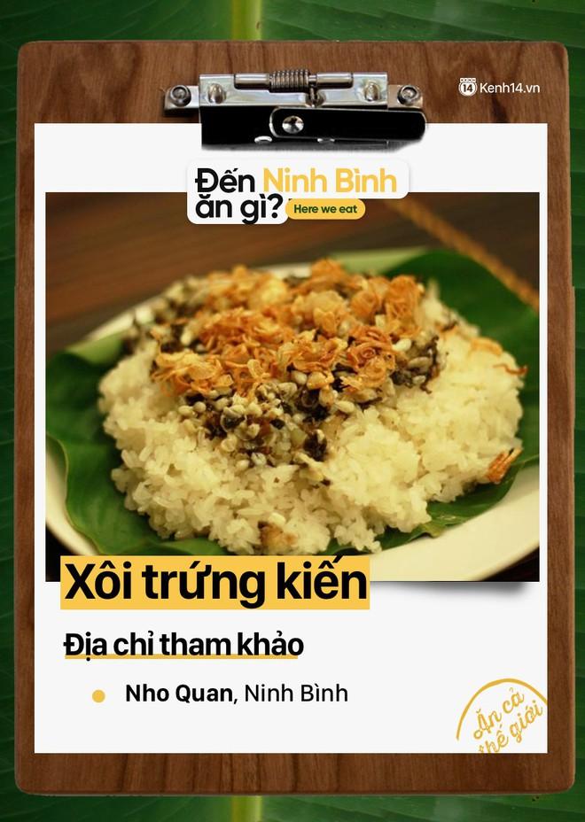 Không chỉ có nhiều cảnh đẹp, Ninh Bình còn rất nhiều món ăn ngon mà bạn cần khám phá - Ảnh 7.