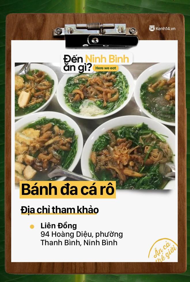Không chỉ có nhiều cảnh đẹp, Ninh Bình còn rất nhiều món ăn ngon mà bạn cần khám phá - Ảnh 11.