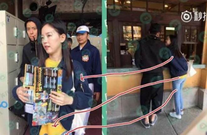Mạnh miệng phủ nhận tin đồn tình cảm, cặp Hoa - Hàn mới lại lộ ảnh hẹn hò và lần này còn có cử chỉ tình tứ - Ảnh 3.