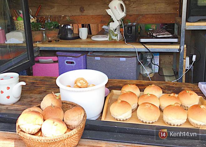 """Mới xuất hiện 1 tiệm bánh ở Đà Lạt: chỉ cần chụp là ảnh """"ảo tung chảo"""" - Ảnh 4."""