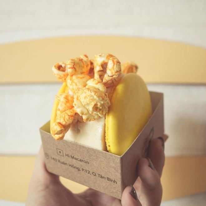 Những gợi ý bánh kẹp kem mát lạnh cực thích hợp với thời tiết Sài Gòn - Ảnh 8.