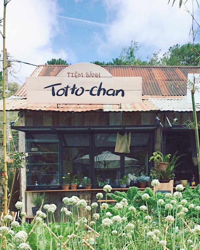 """Mới xuất hiện 1 tiệm bánh ở Đà Lạt: chỉ cần chụp là ảnh """"ảo tung chảo"""" - Ảnh 1."""
