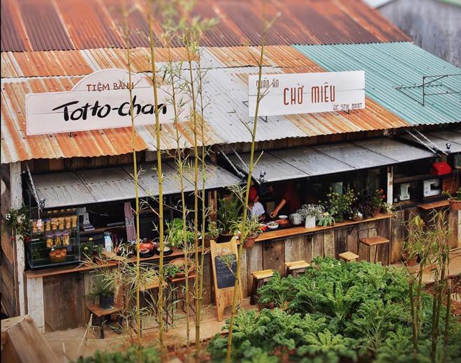 """Mới xuất hiện 1 tiệm bánh ở Đà Lạt: chỉ cần chụp là ảnh """"ảo tung chảo"""" - Ảnh 3."""