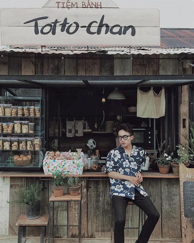 """Mới xuất hiện 1 tiệm bánh ở Đà Lạt: chỉ cần chụp là ảnh """"ảo tung chảo"""" - Ảnh 2."""