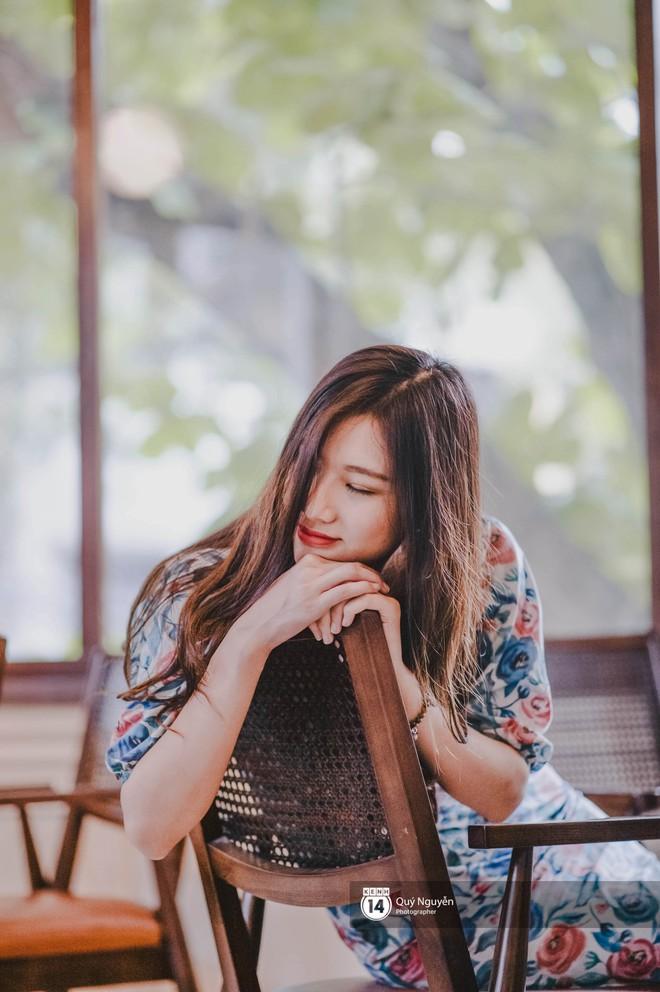 Gặp cô bạn cao 1m75 vừa đạt Hoa khôi Báo chí 2018, được BGK đánh giá rất hợp để thi Hoa hậu! - Ảnh 9.