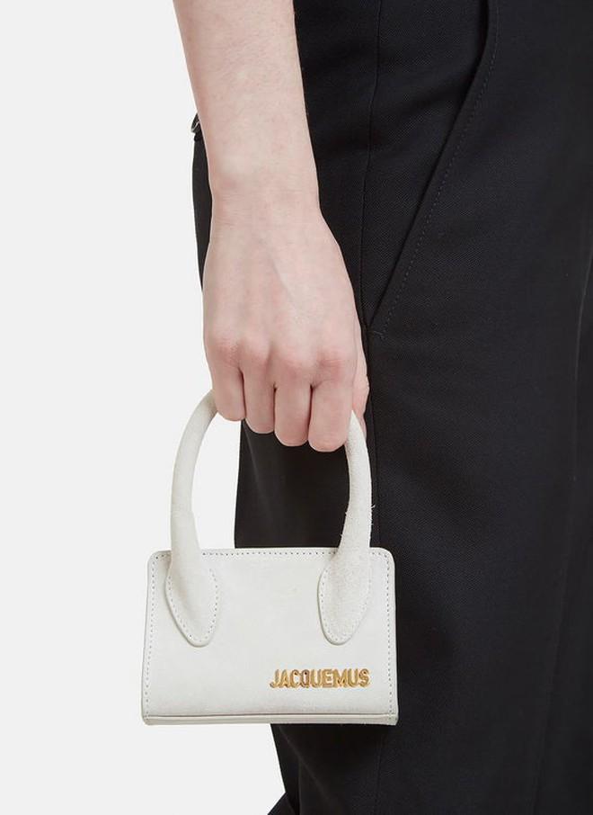 Có cái túi bé tẹo gần 12 triệu đồng mà cả Khánh Linh, Rihanna lẫn Kim Kardashian đều cưng hết sức - Ảnh 7.