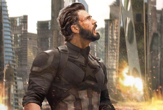 Dàn trai đẹp cực phẩm của Avengers: Từ Thor, Captain đến Thanos đều làm hàng triệu nàng xin chết - Ảnh 10.