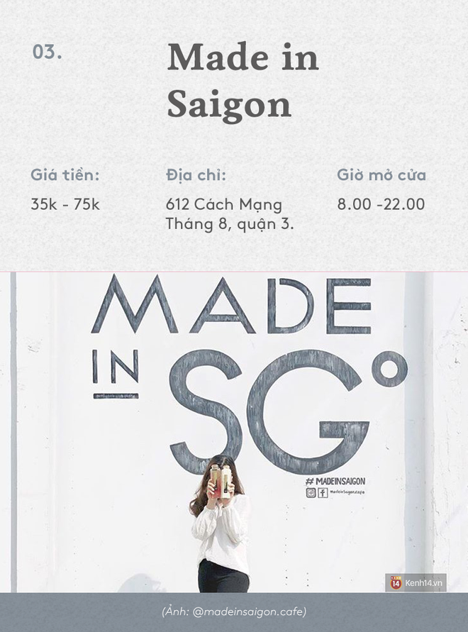 Sài Gòn: Không đi đâu thì ngồi 10 quán cà phê này cũng hết mấy ngày lễ - Ảnh 5.