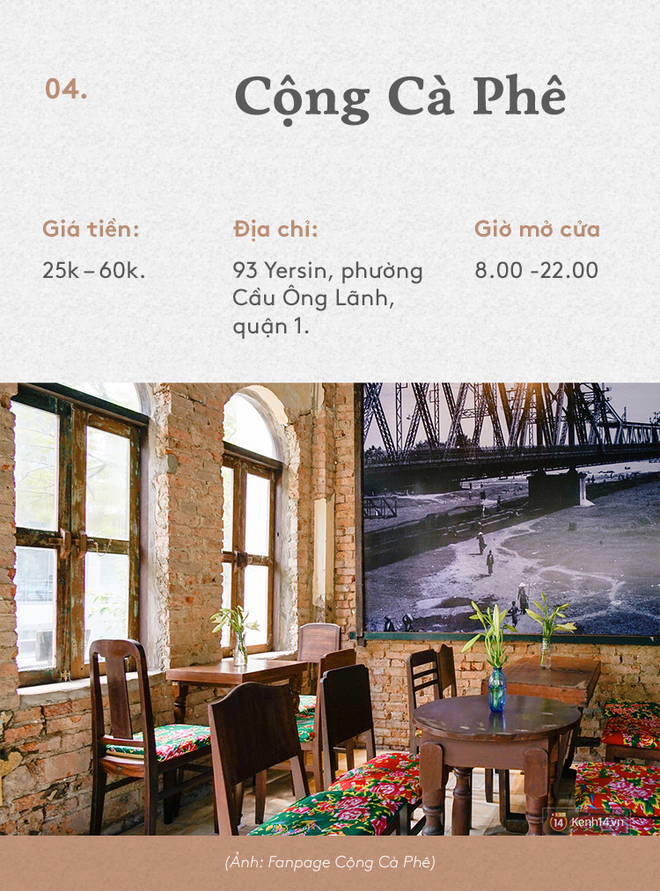Sài Gòn: Không đi đâu thì ngồi 10 quán cà phê này cũng hết mấy ngày lễ - Ảnh 7.