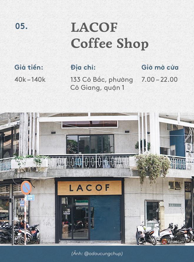 Sài Gòn: Không đi đâu thì ngồi 10 quán cà phê này cũng hết mấy ngày lễ - Ảnh 9.