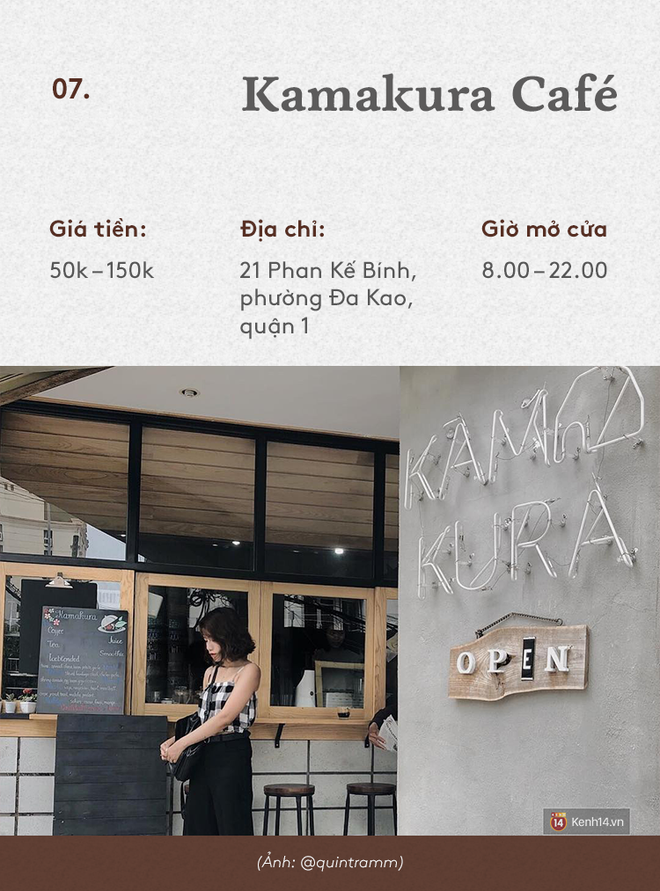 Sài Gòn: Không đi đâu thì ngồi 10 quán cà phê này cũng hết mấy ngày lễ - Ảnh 13.