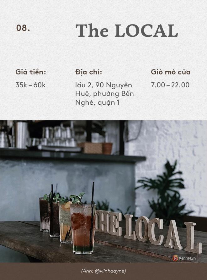 Sài Gòn: Không đi đâu thì ngồi 10 quán cà phê này cũng hết mấy ngày lễ - Ảnh 15.