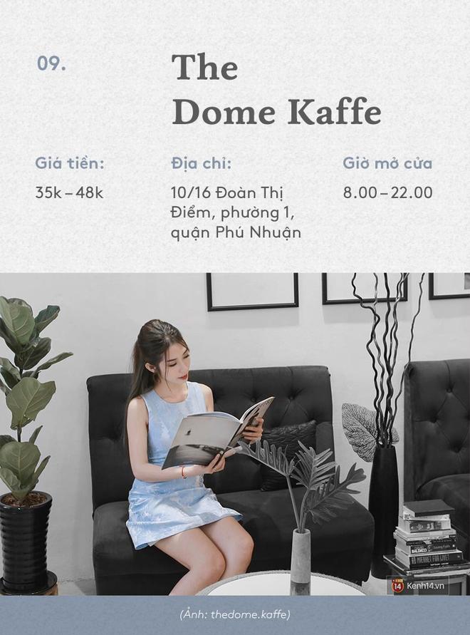 Sài Gòn: Không đi đâu thì ngồi 10 quán cà phê này cũng hết mấy ngày lễ - Ảnh 17.