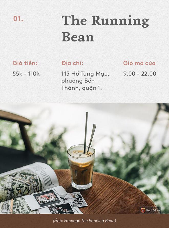 Sài Gòn: Không đi đâu thì ngồi 10 quán cà phê này cũng hết mấy ngày lễ - Ảnh 1.