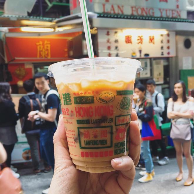 Đến Hồng Kông nhất định phải thử món trà tất da chân độc đáo - Ảnh 8.