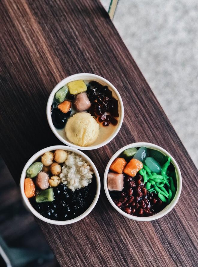 Đến Singapore đừng quên tìm đến cửa hàng tráng miệng Nine Fresh để thưởng thức những phần chè thảo mộc thanh mát - Ảnh 5.