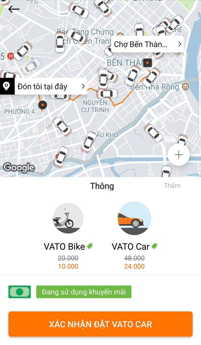 """Đóng cửa Uber, tài xế chuyển sang Vato - ứng dụng đặt xe cho phép khách mặc cả: """"Chúng tôi không muốn Grab độc quyền"""" - Ảnh 3."""