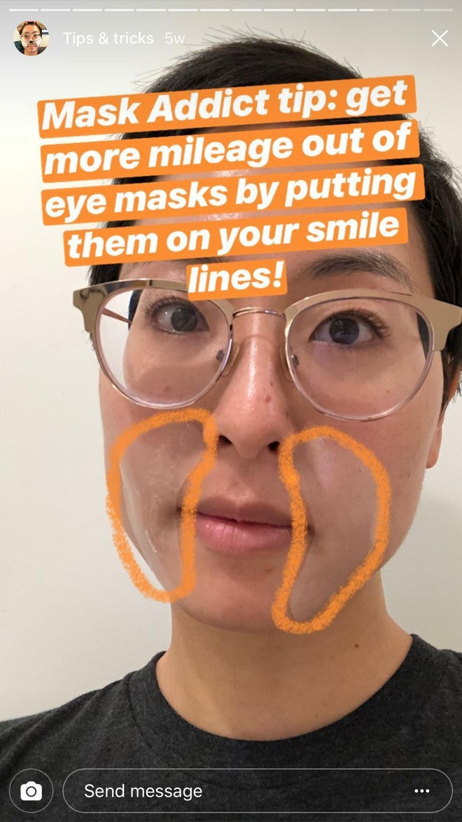 """Gần như ngày nào cũng đắp mặt nạ giấy, cô nàng này đã rút ra 5 tips cực hay giúp công cuộc làm đẹp của bạn """"lên hương"""" - Ảnh 5."""