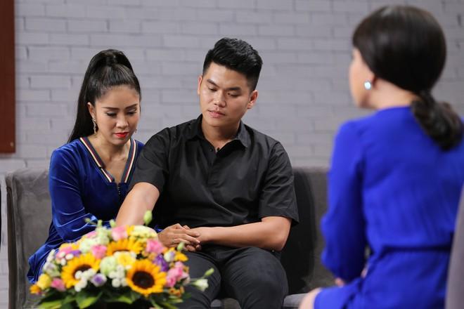 Kiều Minh Tuấn rơi nước mắt khi nhắc đến nguyện vọng có con với Cát Phượng - Ảnh 6.