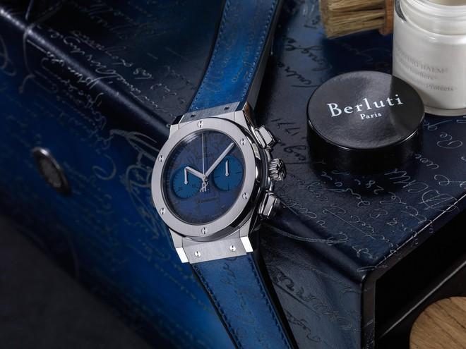 7 siêu phẩm xuất sắc, khiến giới mộ điệu ngóng chờ nhất của Hublot tại triển lãm đồng hồ đình đám Basel World 2018 - Ảnh 9.