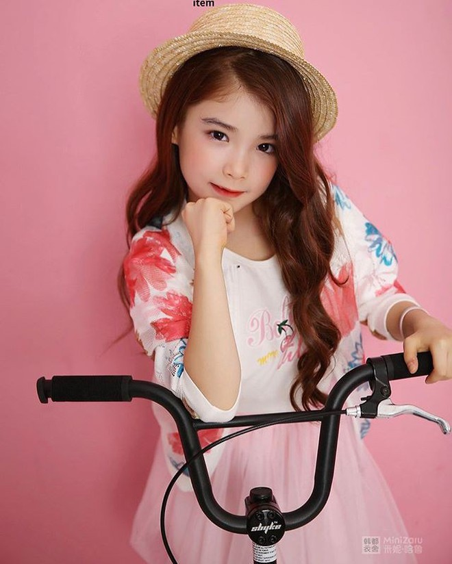 Cô bé lai Hàn từng khiến dân tình điên đảo vì vẻ đẹp xuất chúng, nổi tiếng từ thuở lên 3 bây giờ ra sao? - Ảnh 5.