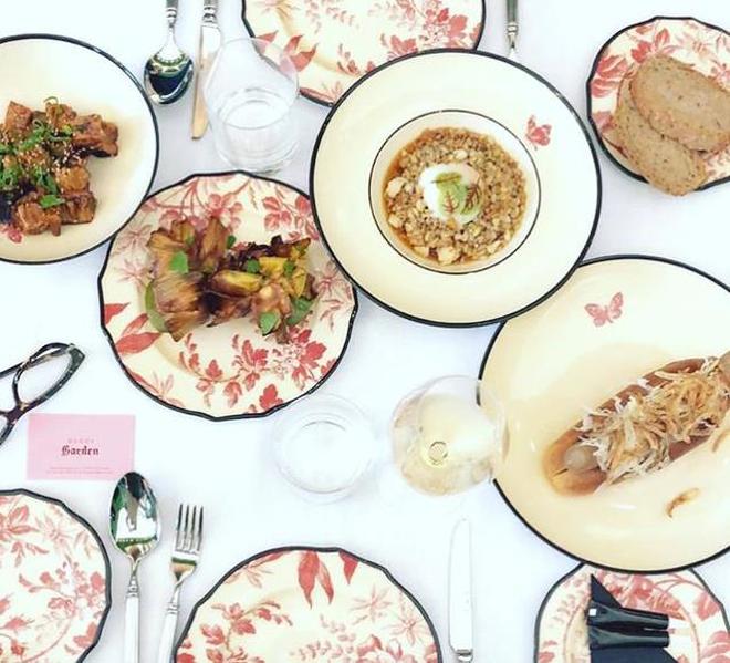 Gucci mở nhà hàng cực hoành tráng tại Ý, thực đơn do chính tay đầu bếp 3 sao Michelin trổ tài - Ảnh 4.