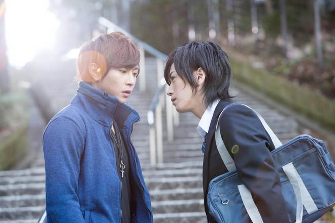 Xiêu lòng vì Love, Simon? Đừng bỏ lỡ 12 phim cực hay về tình yêu giữa các chàng trai Nhật - Ảnh 4.