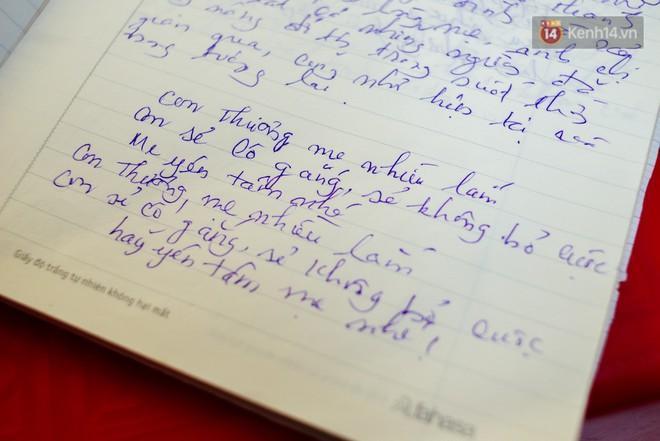 Trang nhật ký xúc động về mẹ của cậu trai bị liệt nửa người và tâm sự của những đứa con không còn mẹ - Ảnh 4.