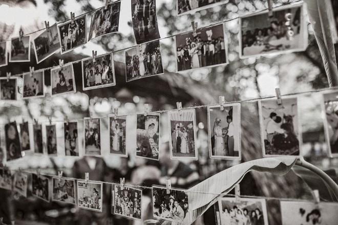 Sinh viên báo chí tổ chức triển lãm không gian cưới thập niên 80s, 90s ngay giữa lòng Hà Nội - Ảnh 6.