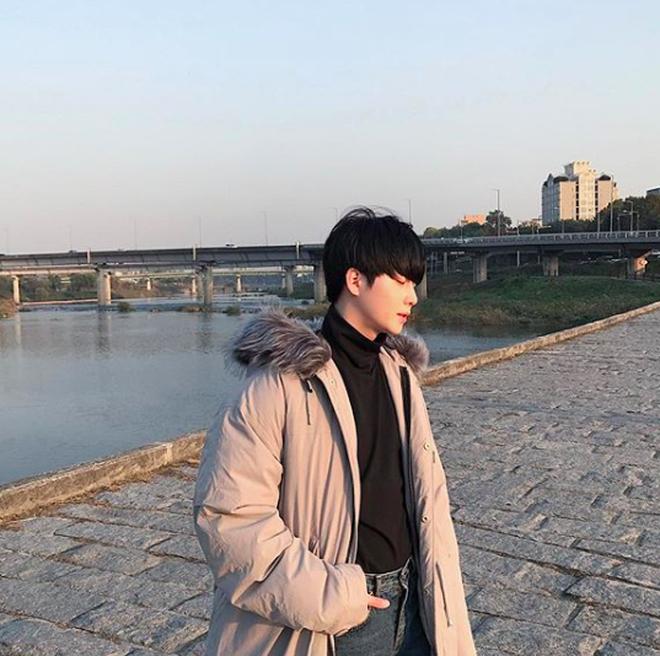 Chàng trai Hàn Quốc này sẽ khiến bạn phải thốt lên: Đẹp như tranh hoá ra là có thật! - Ảnh 10.