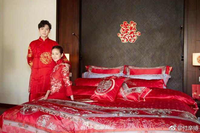 Đám cưới hot của Cbiz hôm nay: Tình địch của Dương Mịch lên xe hoa với đồng nghiệp sau 3 tháng sinh con - Ảnh 23.