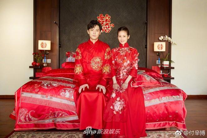 Đám cưới hot của Cbiz hôm nay: Tình địch của Dương Mịch lên xe hoa với đồng nghiệp sau 3 tháng sinh con - Ảnh 25.