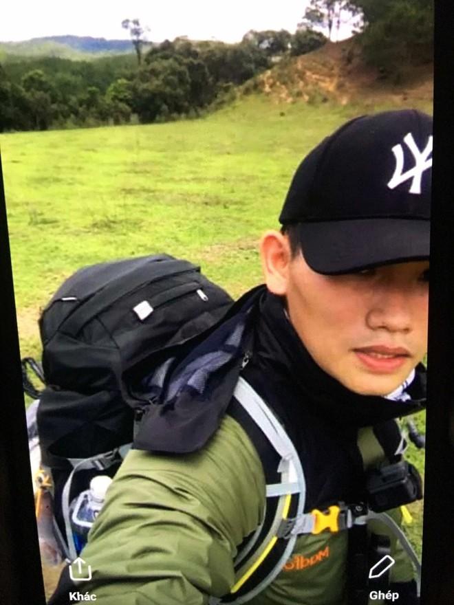 Hàng chục người tìm kiếm nam phượt thủ mất tích suốt 3 ngày khi leo Tà Năng - Phan Dũng: Kiện chỉ còn ít nước và 1kg chả - Ảnh 1.