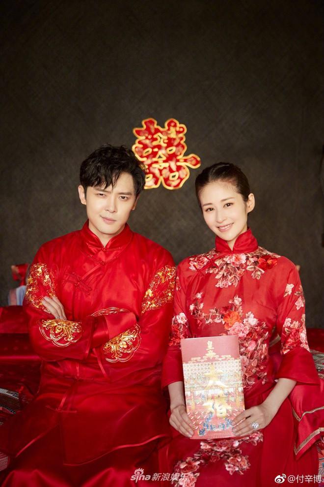 Đám cưới hot của Cbiz hôm nay: Tình địch của Dương Mịch lên xe hoa với đồng nghiệp sau 3 tháng sinh con - Ảnh 26.