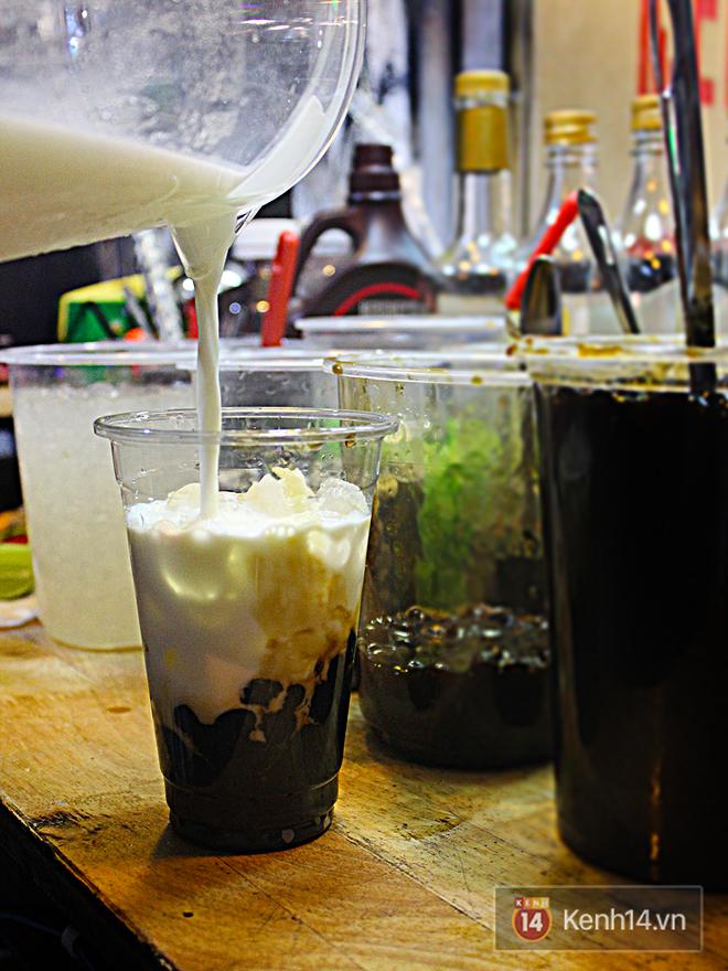 Điểm danh những quán sữa tươi trân châu đường đen chỉ từ 15k ở Sài Gòn - Ảnh 12.