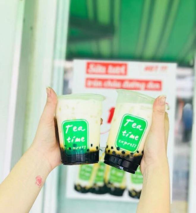 Điểm danh những quán sữa tươi trân châu đường đen chỉ từ 15k ở Sài Gòn - Ảnh 9.