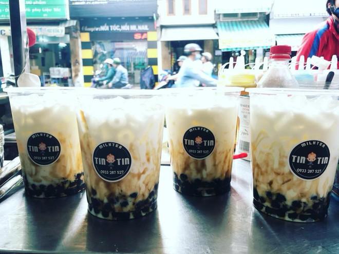 Điểm danh những quán sữa tươi trân châu đường đen chỉ từ 15k ở Sài Gòn - Ảnh 2.