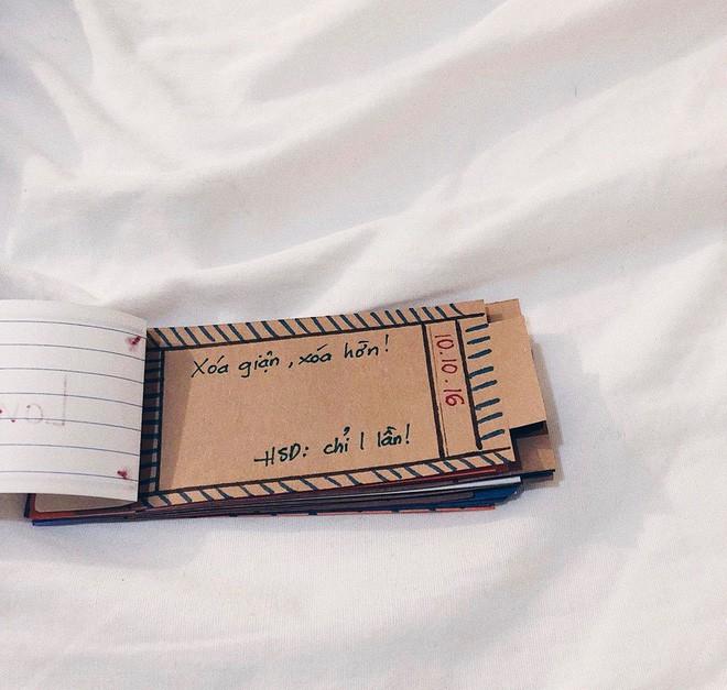 """Yêu xa, cô gái nhận được coupon """"ưu đãi"""" toàn những điều ngọt ngào từ bạn trai - Ảnh 2."""