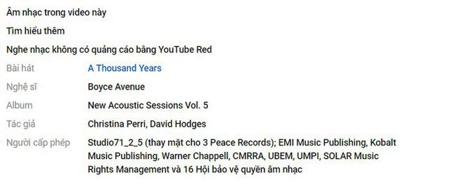 YouTube giới thiệu công cụ nhận dạng bài hát trong video chính xác không kém Shazam - Ảnh 3.