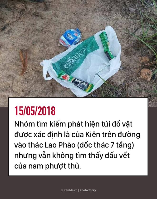 Thi An Kiện được tìm thấy ở Tà Năng - Phan Dũng tầng thứ 4 thác Lao Phào - ảnh 4