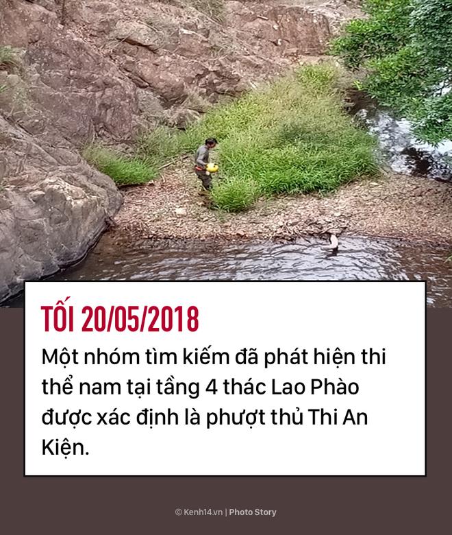 Thi An Kiện được tìm thấy ở Tà Năng - Phan Dũng tầng thứ 4 thác Lao Phào - ảnh 7