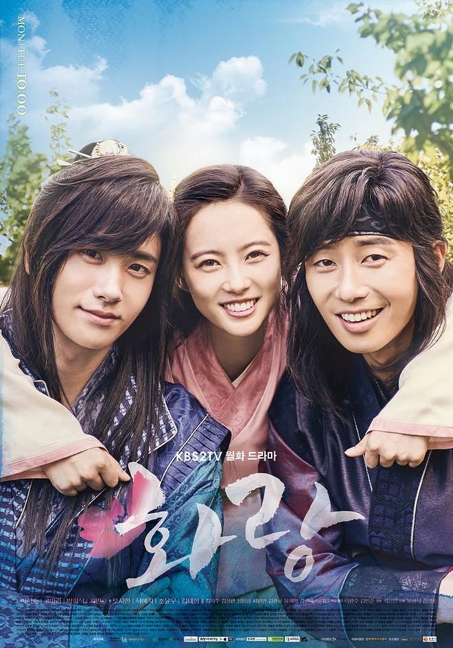 Ji Sung - Hwang Jung Eum - Park Seo Joon