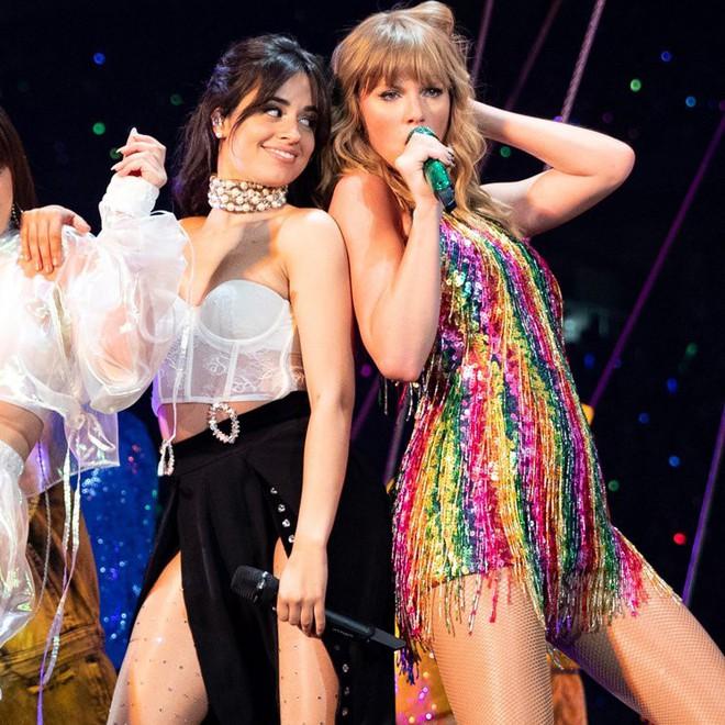 Hậu đi tour chung, Camila Cabello bắt tay cùng Taylor Swift trong album mới - Ảnh 1.