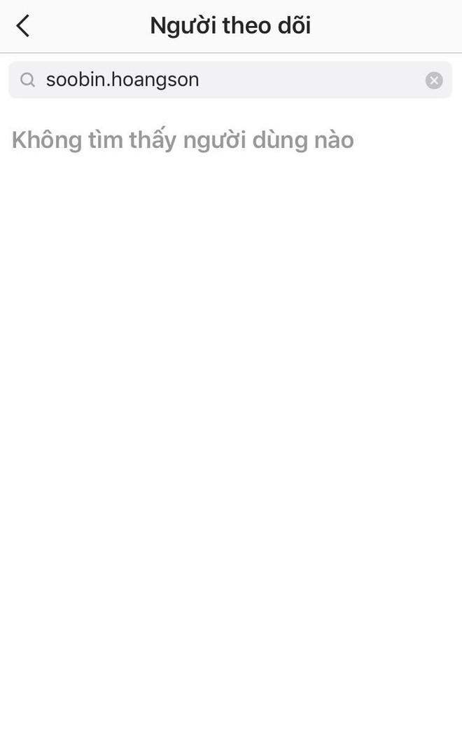 Hủy theo dõi trên Instagram, Soobin Hoàng Sơn đã chia tay bạn gái tin đồn? - Ảnh 2.