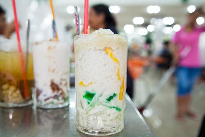Điểm mặt những món tráng miệng Sài Gòn nhờ có sầu riêng mà độ ngon tăng lên gấp bội - Ảnh 2.