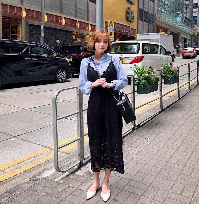 Váy/áo hai dây – những items chống chỉ định mặc đến nơi công sở nay đã có cách diện sao cho chỉn chu và thanh lịch - Ảnh 4.